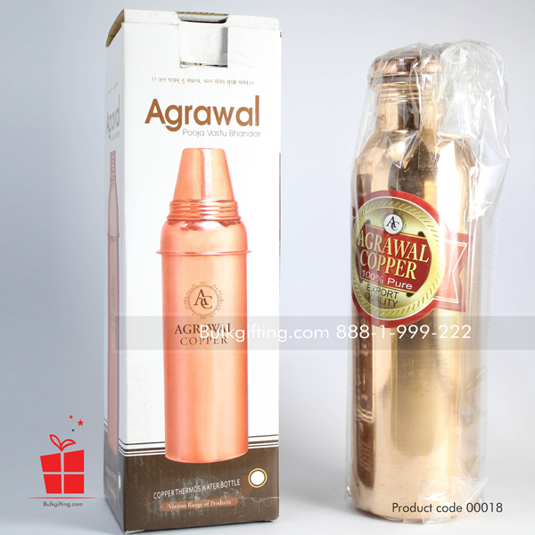 copper bottle 950 ml